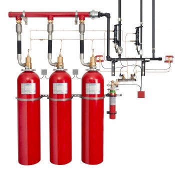 Sapphire Plus fire suppression system
